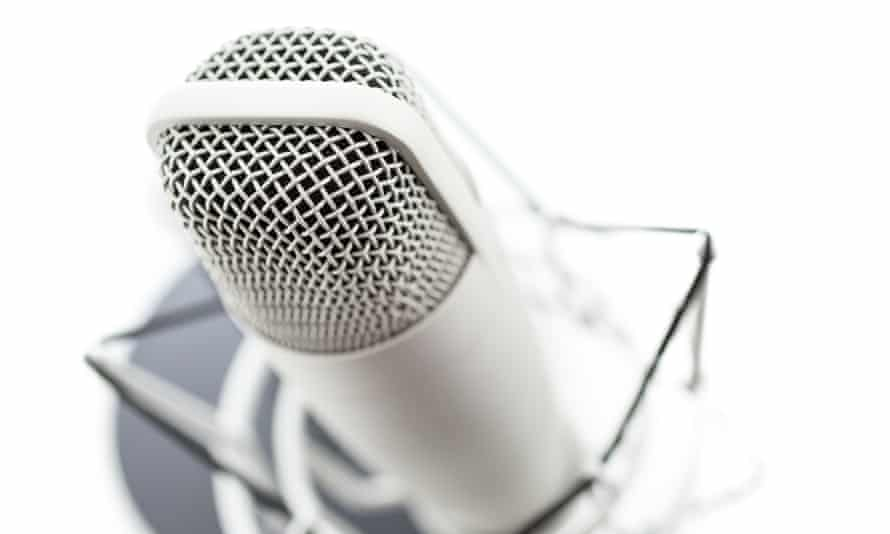 Learn how to produce a podcast.