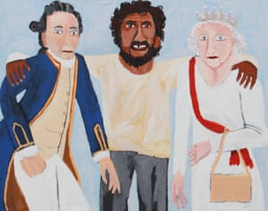 Captain Cook with the Queen and Me (2017)