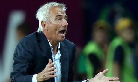 Bert van Marwijk: Socceroos name coach for World Cup 2018