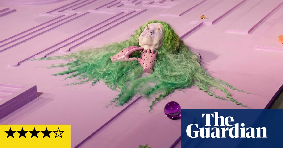 British Art Show 9 review – is this really the art of a country in crisis?