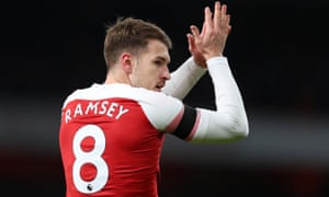 At 28 years old, Aaron Ramsey leaves Arsenal in the prime of his career.