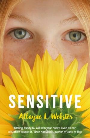 Sensitive by Allayne Webster.
