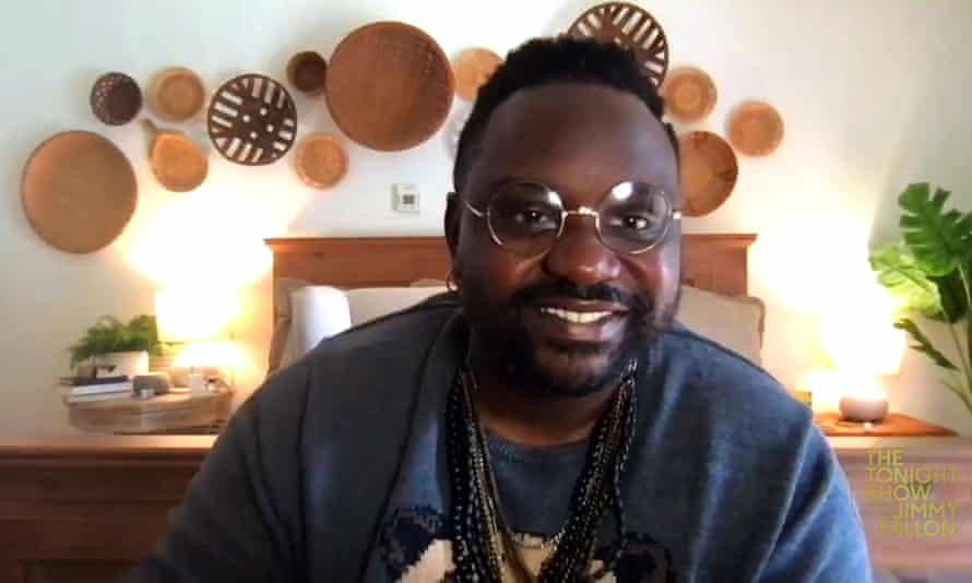 Brian Tyree Henry on The Tonight Show Starring Jimmy Fallon. He will play MCU's first gay superhero.