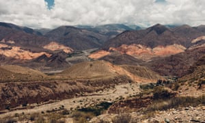 Gaze at the Quebrada de Humahuaca. Discovering the gorgeous hues and vivid contours of the 96-mile long Quebrada de Humahuaca is a real highlight in Argentina, whether it's done on foot, bicycle or through a bus window.