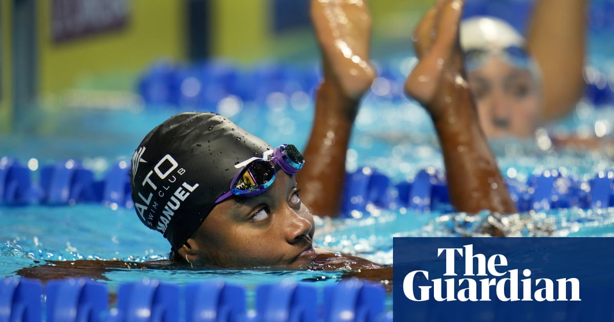 Simone Manuel's close call at US trials shows weight all Olympians carry