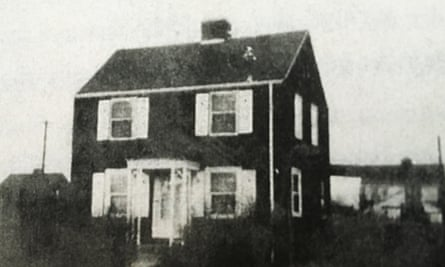 Rosa Parks' Detroit home in 1955