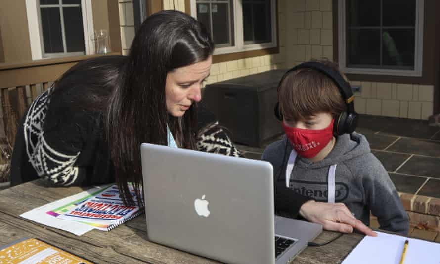Parents will again have to balance the demands of working with home-schooling.
