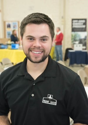 Ben Gilmore at SurvivalCon.
