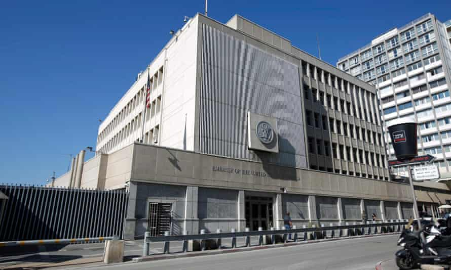 The US embassy is currently in Tel Aviv and shifting the entire facility with all its security arrangements and commercial, trade, cultural and economic units to a new site in Jerusalem would take time.
