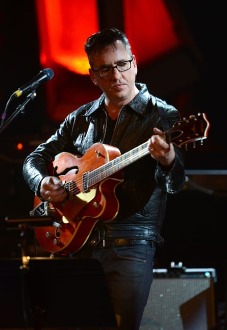 Richard Hawley on the BBC's 'Later with Jools Holland' on 6 October.