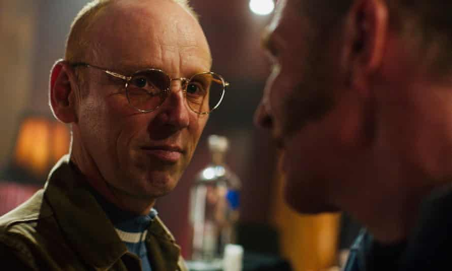 Trainspotting's Ewen Bremner in Creation Stories, about record label supremo Alan McGee.