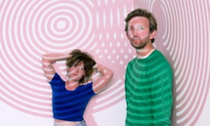 amelia meath and nick sanborn aka sylvan esso