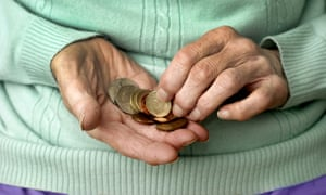 'Ministers are not typically the ones counting out 50p coins because carers' allowance doesn't stretch the week.'