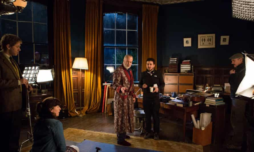 Behind the scenes on Inside No.9.