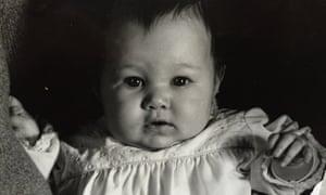 Rachel Dolezal as a baby