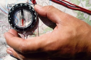 'Before heading out, leave a detailed description of where you're going'.
