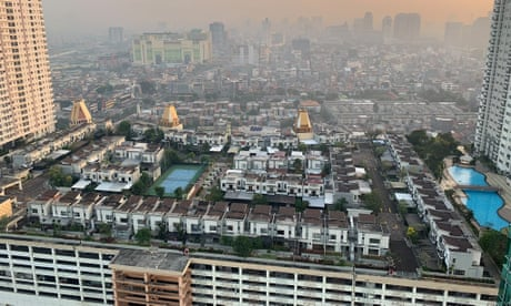 Suburb in the sky: how Jakartans built an entire village on top of a mall