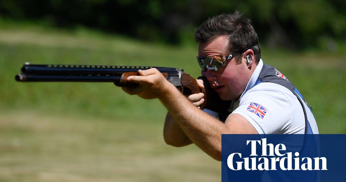Matt Coward-Holley wins bronze for Great Britain in men's trap shooting