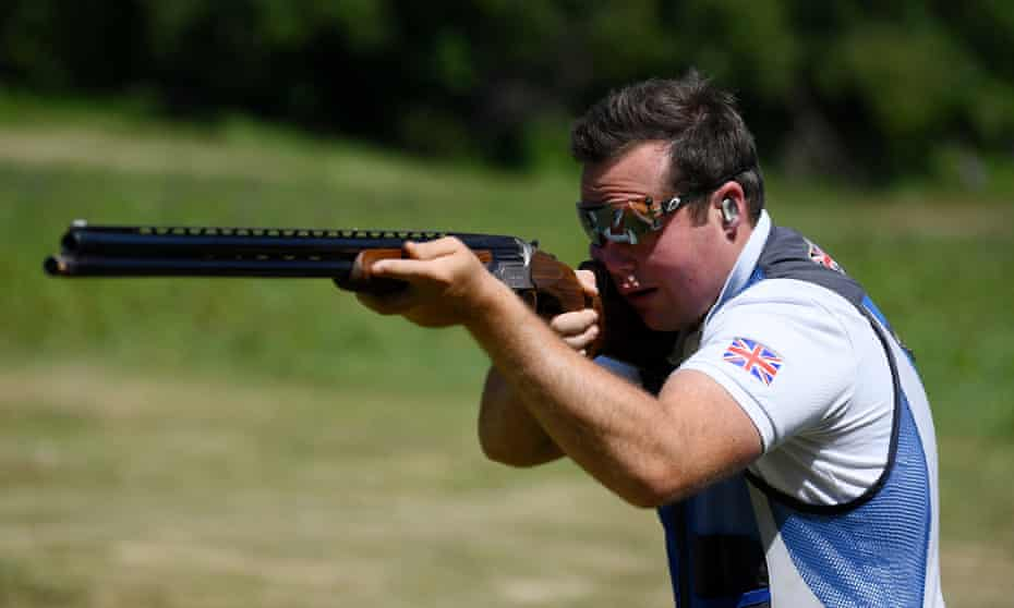 Matt Coward-Holley has won a bronze medal in shooting at what is his first ever Olympics