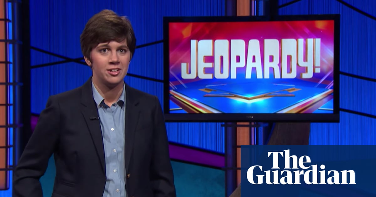 How a Chicago librarian took down Jeopardy star James