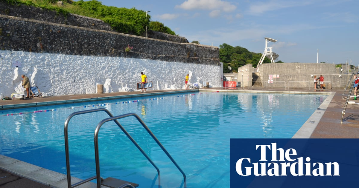 10 of the best lesser known uk lidos travel the guardian - Uk hotels with outdoor swimming pools ...