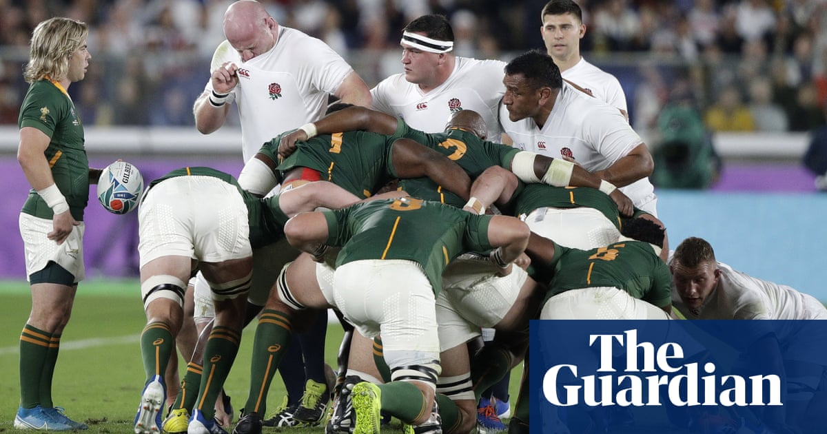 Remove reset scrums to help reduce Covid-19 risk, says World Rugby study