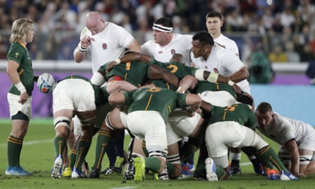 Remove reset scrums to reduce Covid-19 risk, says World Rugby study