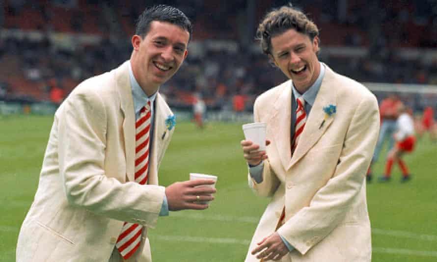 Robbie Fowler and Steve McManaman