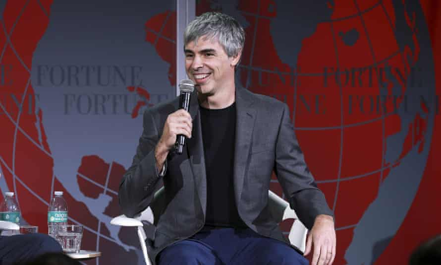 Larry Page, google co-founder