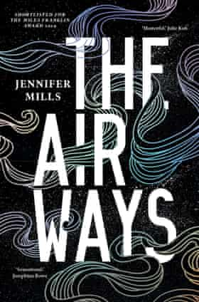 Cover image of The Airways by Jennifer Mills