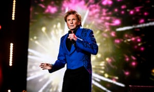 Barry Manilow at BBC Proms In The Park in 2019