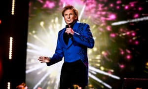 Barry Manilow at BBC Proms In The Park in September 2019