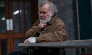 Exemplary ... Alan Williams as Bernard.