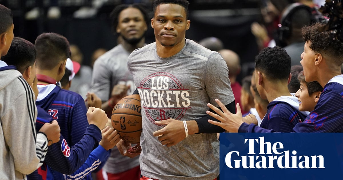 Former NBA MVP Russell Westbrook in quarantine after positive Covid-19 test