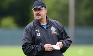 Rafael Benítez took his Newcastle team on a pre-season trip to Ireland this week but his relationship with Mike Ashley is at breaking point.
