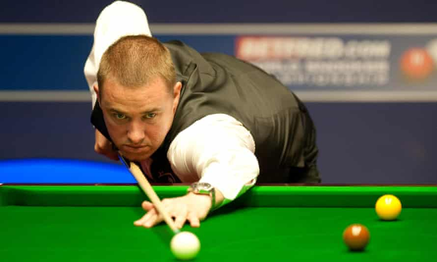 Stephen Hendry won the last of his seven world titles (so far) in 1999.