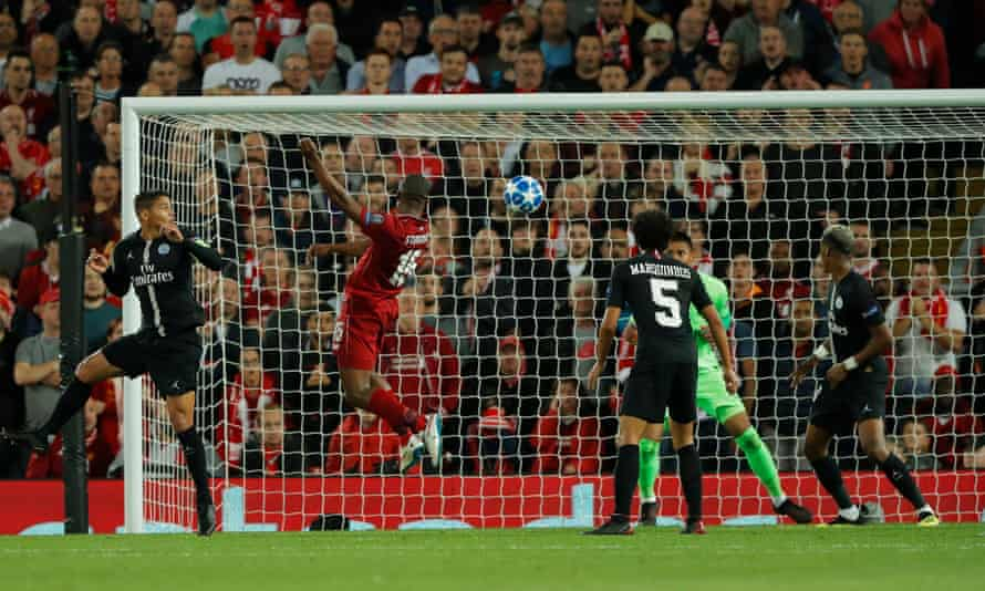 Daniel Sturridge rises to power Liverpool into an early lead.