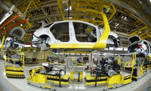 US manufacturing performed better than expected in October.