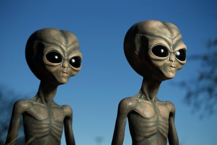 What could be found if 1.4 million people were to storm Nevada as part of an Area 51 raid to 'see them aliens'? Nothing good.