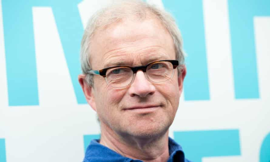 'Playing this all-powerful Hollywood studio boss sounded like a lot of fun' … Harry Enfield.