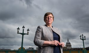 Alison Saunders, director of public prosecutions, reminded senior officers that only the living can be prosecuted.