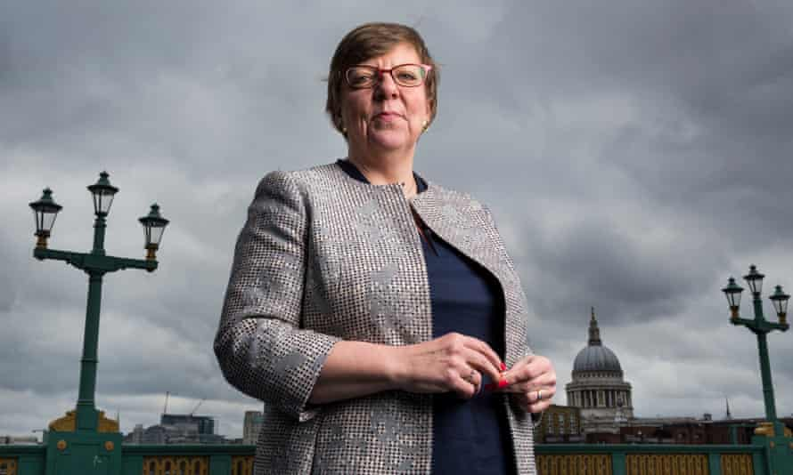 Director of Public Prosecutions, Alison Saunders.