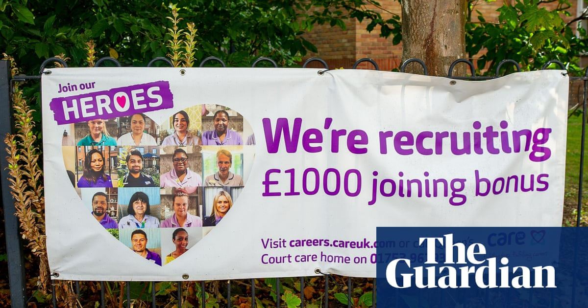UK care homes: how are staff shortages affecting you