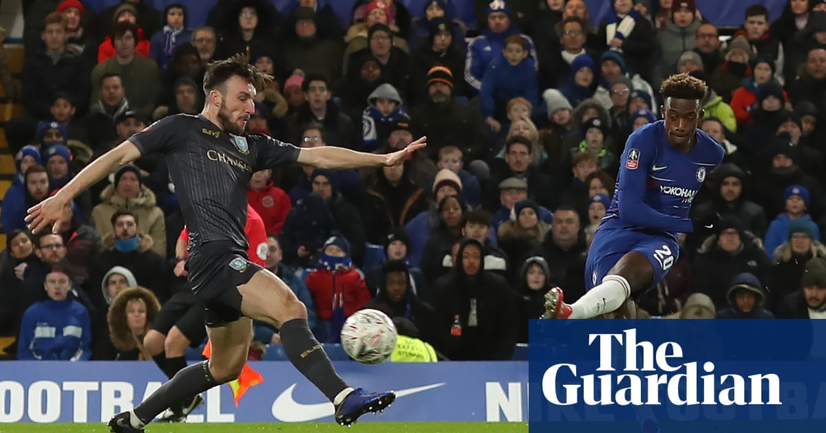 QnA VBage Callum Hudson-Odoi on target as Chelsea ease past Sheffield Wednesday