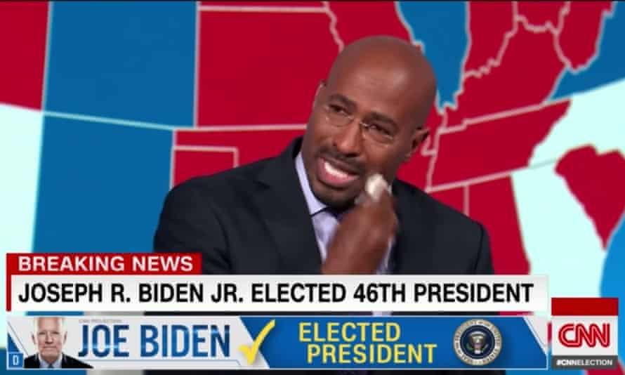 Van Jones reacts to Joe Biden's victory