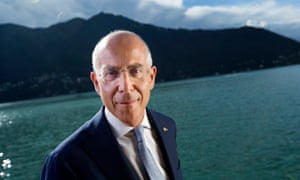 Francesco Starace, CEO of Enel