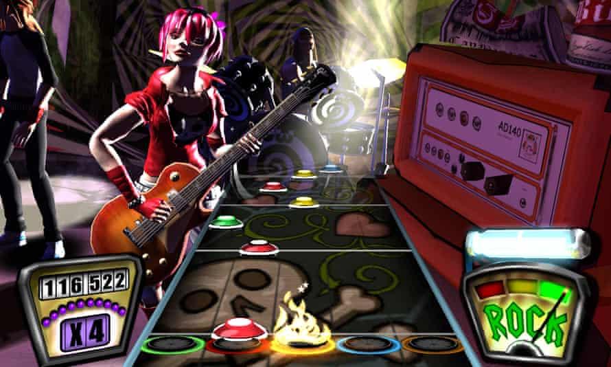 Guitar Hero II, 2006.