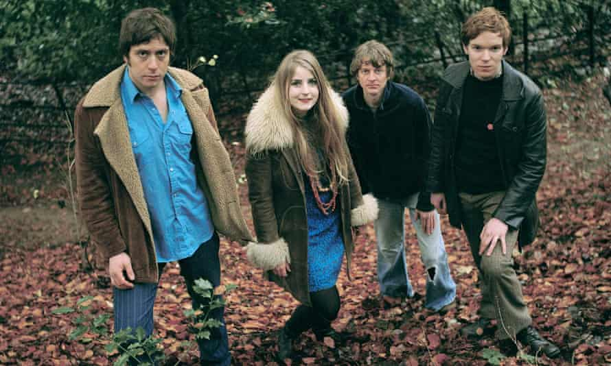 The Trembling Bells, a publicity shot from 2010