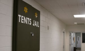 New sheriff Paul Penzone announced he would be closing down the last remnants of Tent City in October.