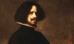 A self-portrait by Diego Velázquez painted in 1640